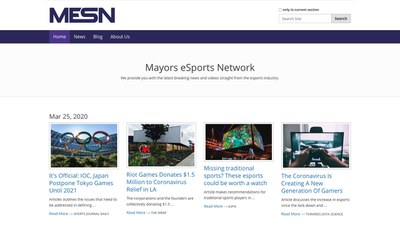 Mayors eSports Network